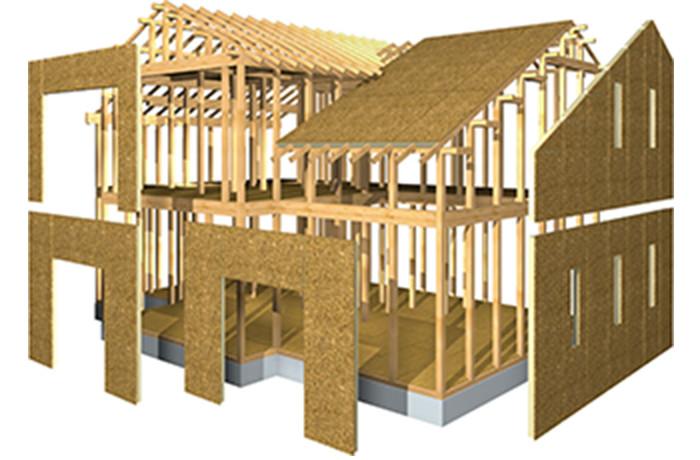 LIXIL高性能住宅工法スーパーウォール工法